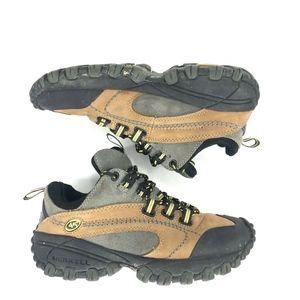 Merrell Shoes - Merrell Women Shoe 7.5 Hiking Mirage Caramel